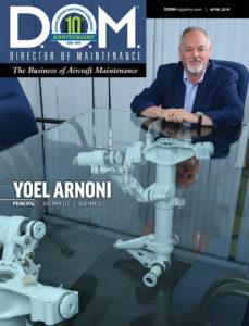 yoel arnoni AV8 MRO