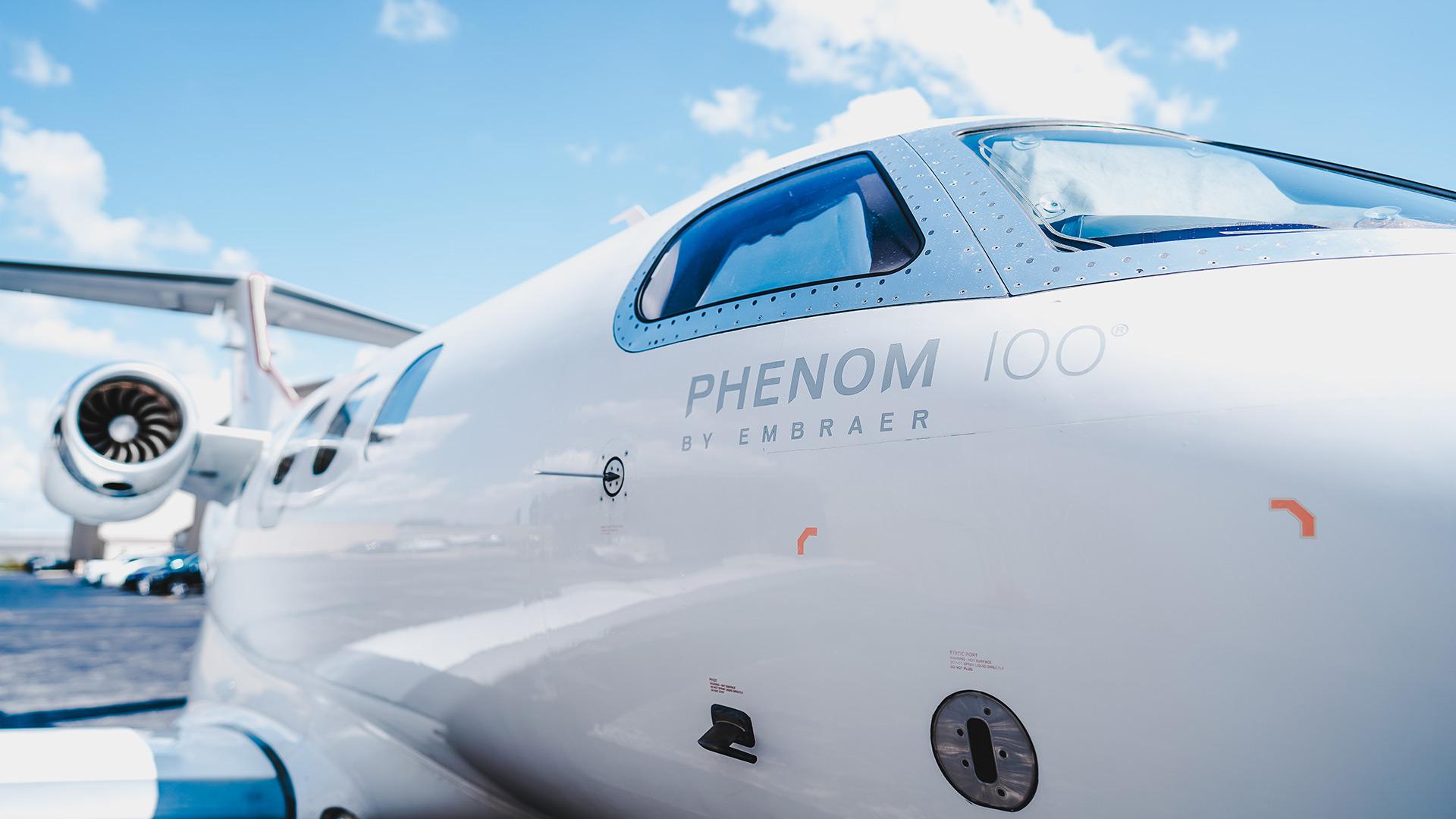 Phenom Landing Gear Overhaul